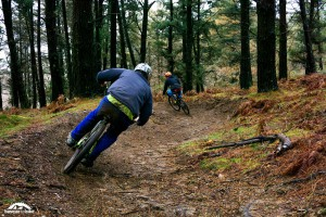 Enduro mtb trails in Spain