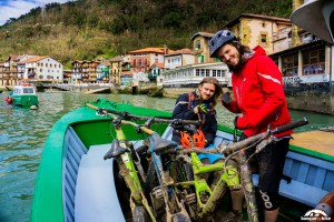 Mountain bike tours in the Basque Coast