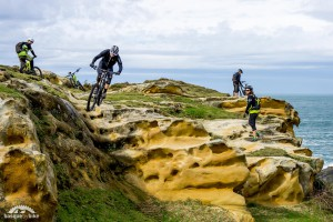 Enduro MTB in the North of Spain