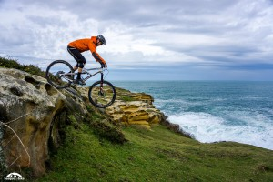 All mountain MTB in the Basque Country Coast