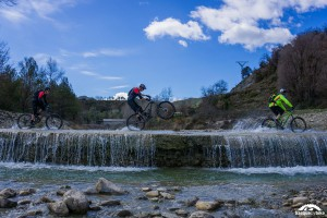 Enduro MTB skills week in the Pyrenees