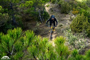 Swedish Enduro MTB camp in the Pyrenees