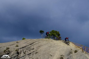 All mountain MTB singletracks in the Pyrenees