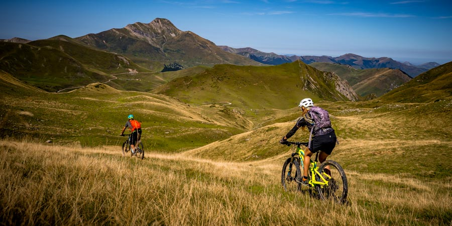 Cycling across the Pyrenees