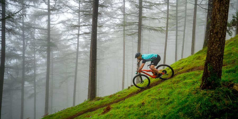 Basque Country enduro MTB holiday